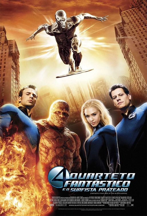 Fantastici 4 e Silver Surfer - Fantastic Four - Rise of the Silver Surfer (2007)