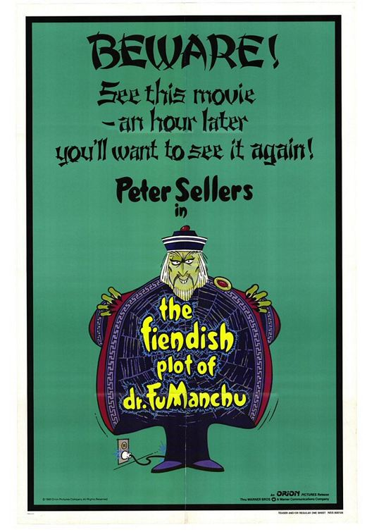 Fiendish Plot of Dr Fu Manchu (1980)