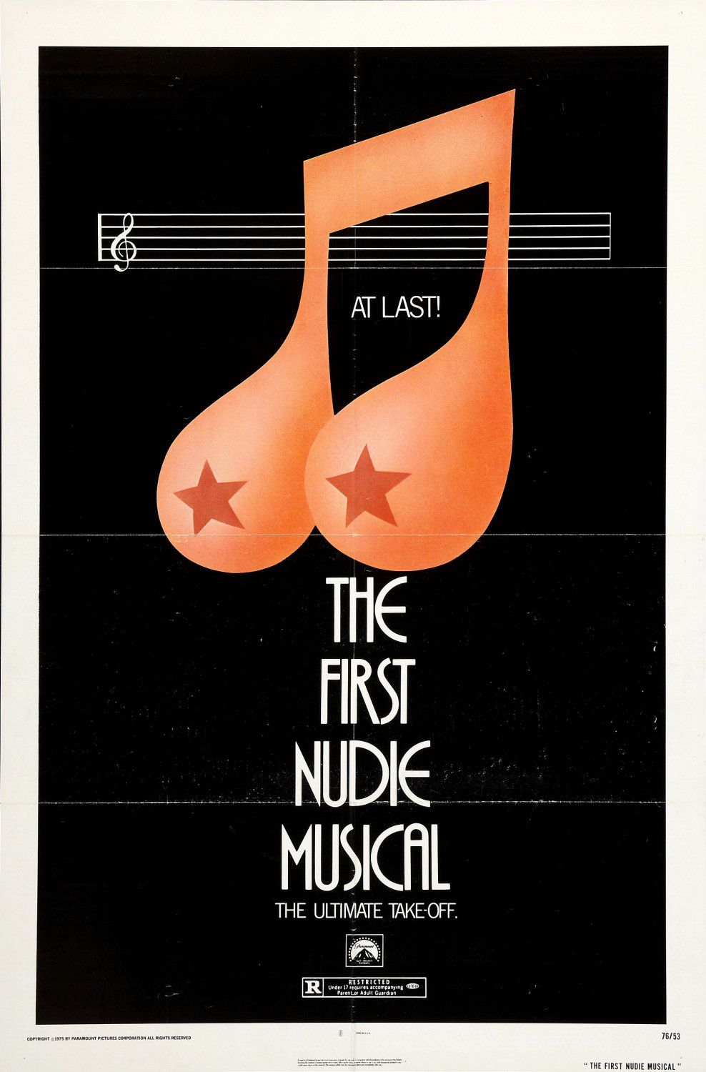 First Nudie Musical - film poster