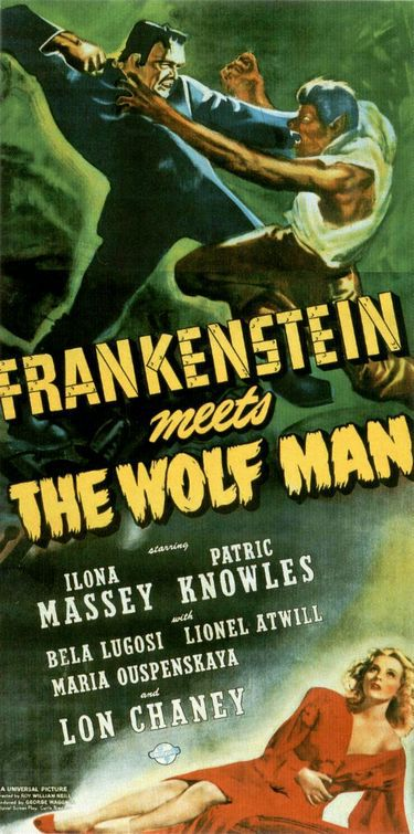 Frankenstein meets the Wolf Man - Frankenstein incontra l'Uomo Lupo (1943)