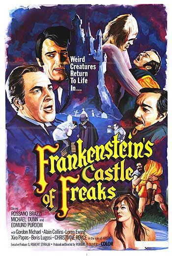 Frankensteins Castle of Freaks (1975)