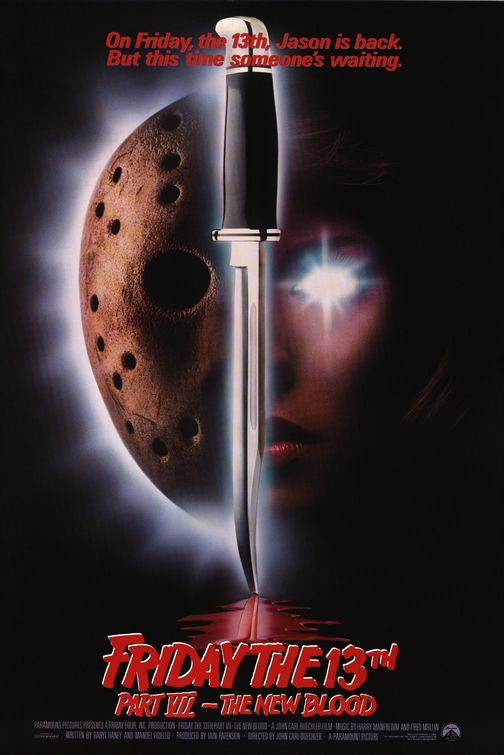 Friday the 13th Part 7 The New Blood (1988)