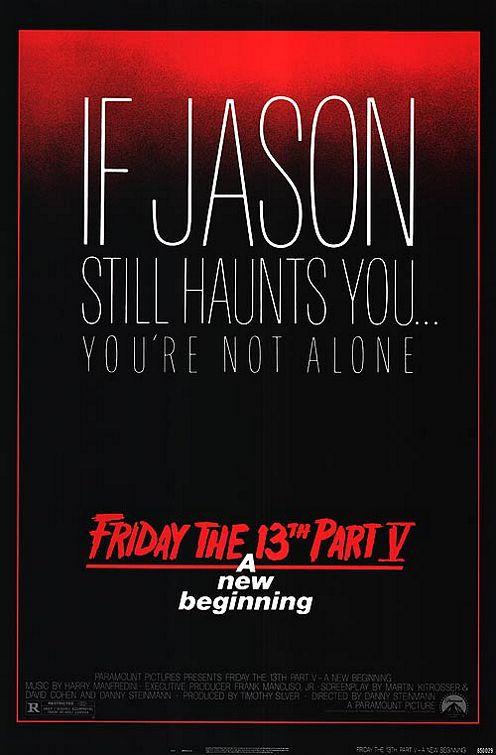 Friday the 13th Part V a New Beginning (1985)