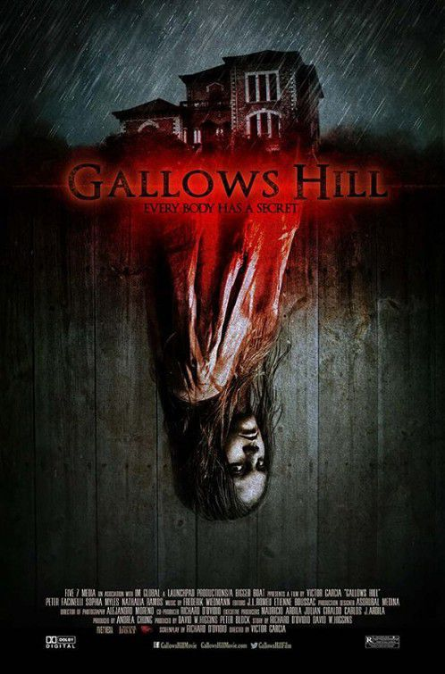 Gallows Hill - The Damned (2014)