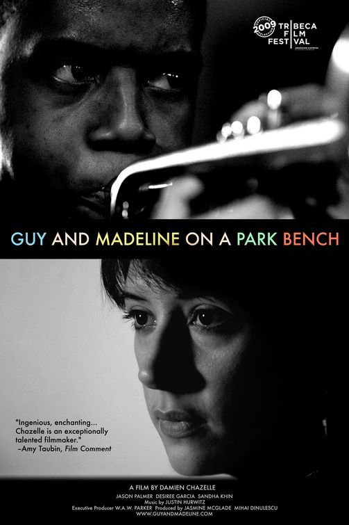 Guy and Madeline on a Park Bench (2009)