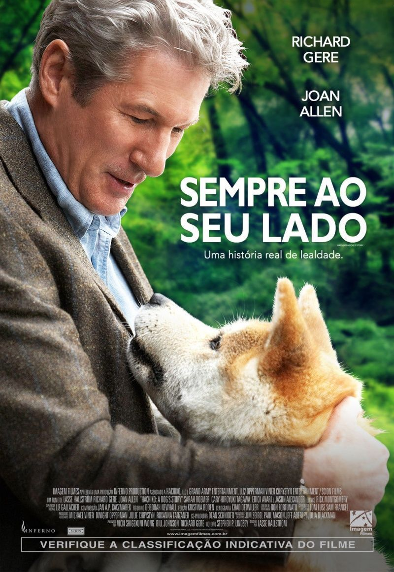 Hachiko a Dogs Story (2009)