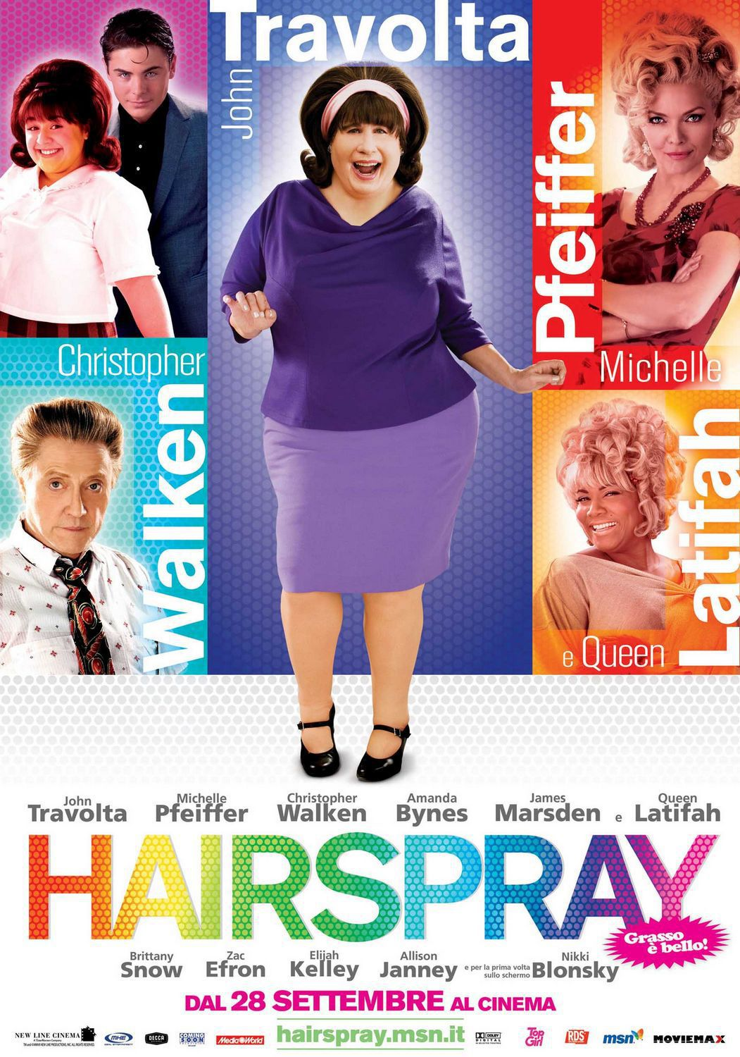 Hairspray - Grasso è Bello (2007)