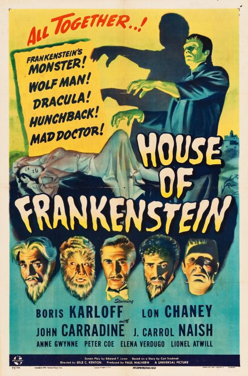 House of Frankenstein (1944)