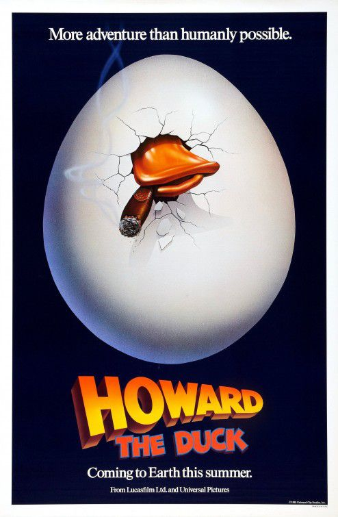 Howard the Duck - Howard e il destino del mondo (1986)