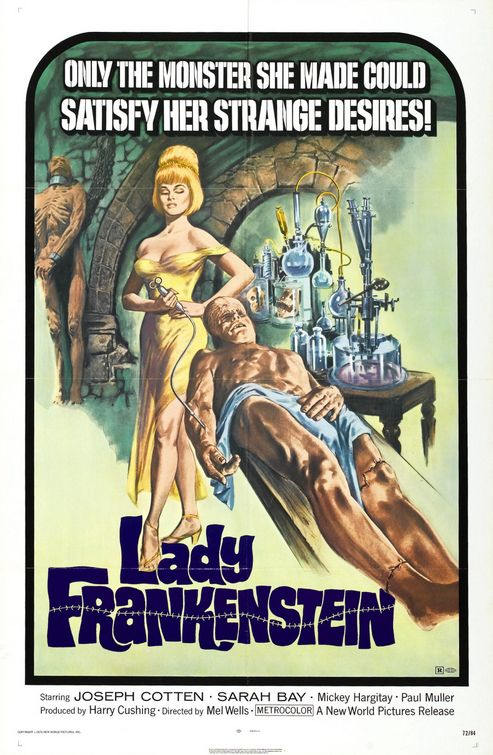 Lady Frankenstein (1971)