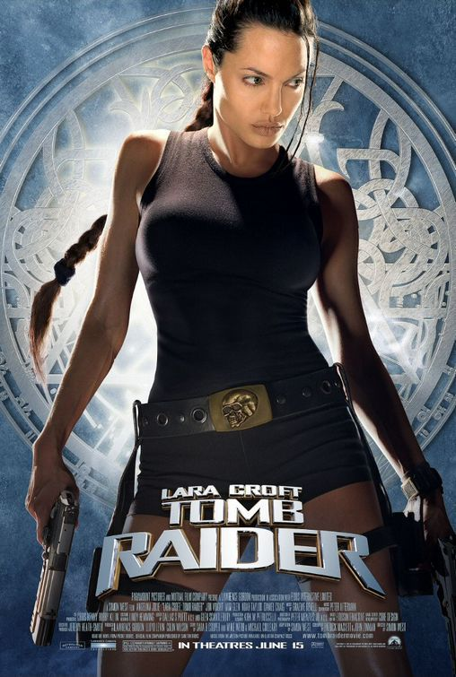 Lara Croft Tomb Raider (2001) with Angelina Jolie