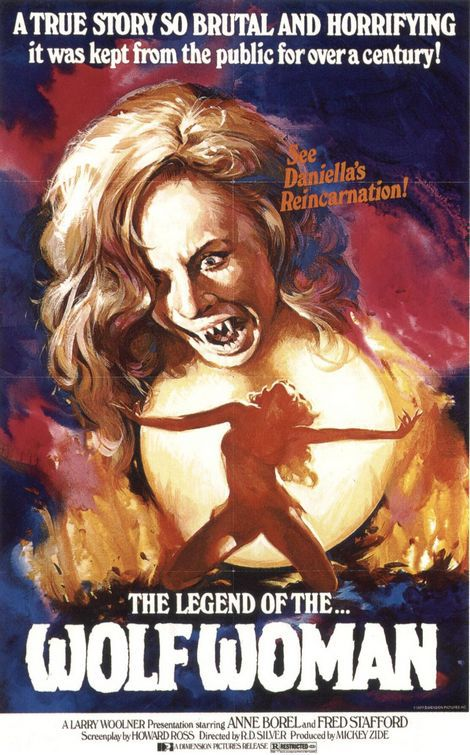Legend of the Wolf Woman (1977)