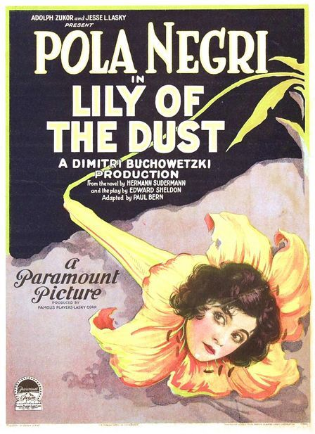 Lily of the Dust (1924)