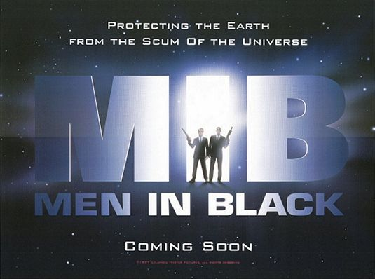 MIB = Men in Black (1997)