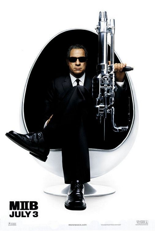 MIB 2 - MIIB = Men in Black 2 (2002)