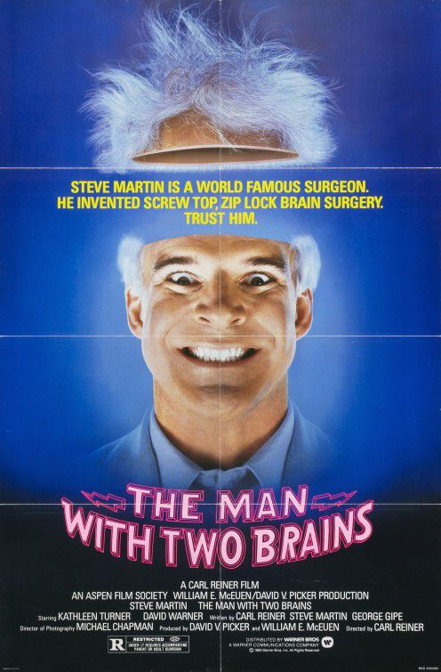 The Man with 2 Brains (1983)