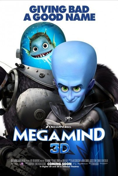 Megamind - giving bad a good name