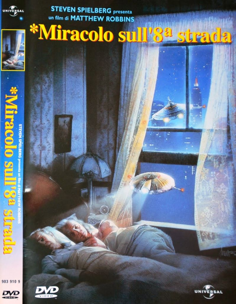 Miracolo sull'8 Strada - Batteries Not Included (1987)