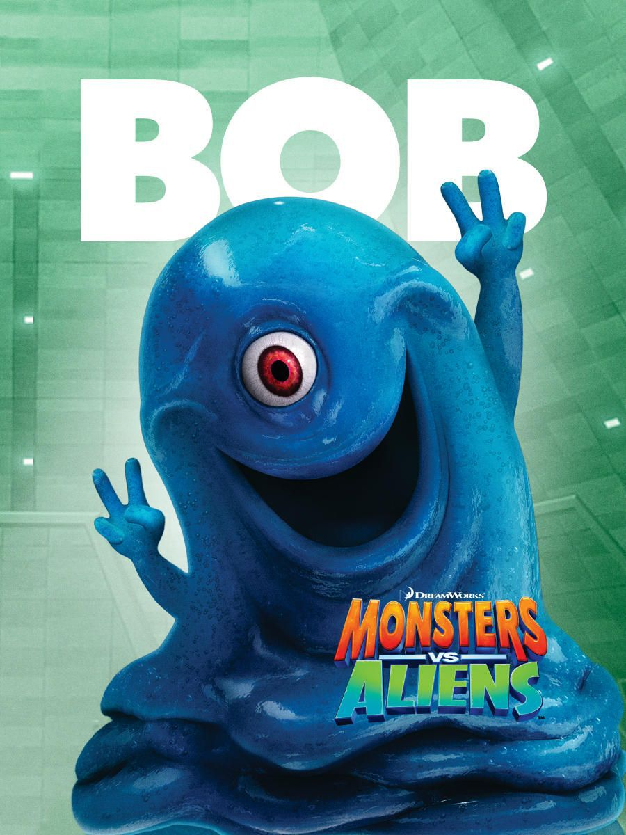 Mostri contro Alieni - Monsters vs Aliens (2009) Bob the Blob