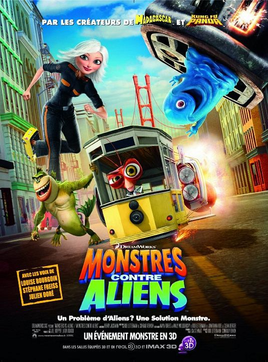 Mostri contro Alieni - Monsters vs Aliens (2009)