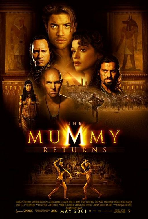 Mummy Returns (2001)