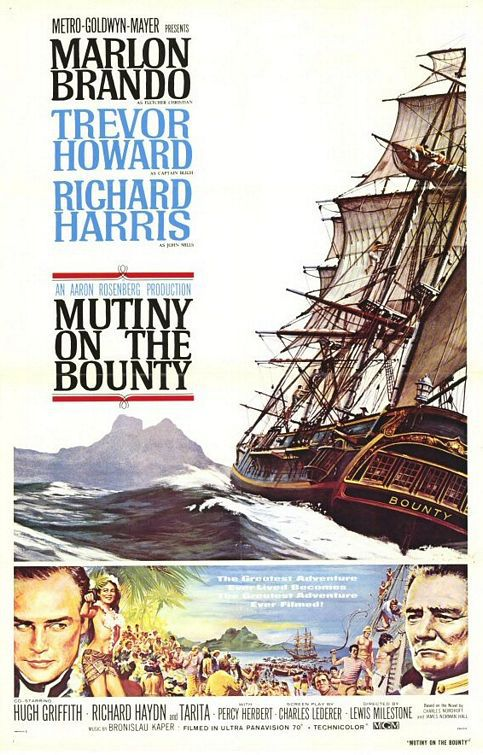 Mutiny on the Bounty - Ammutinamento del Bounty (1962)