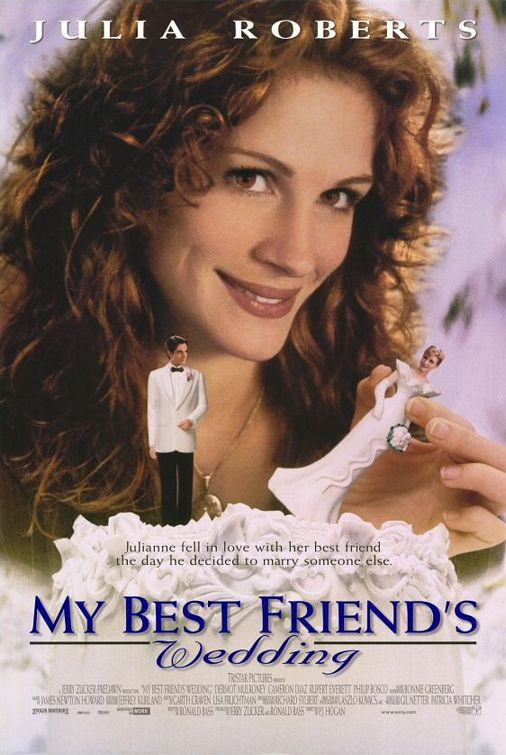 My Best Friends Wedding - film poster