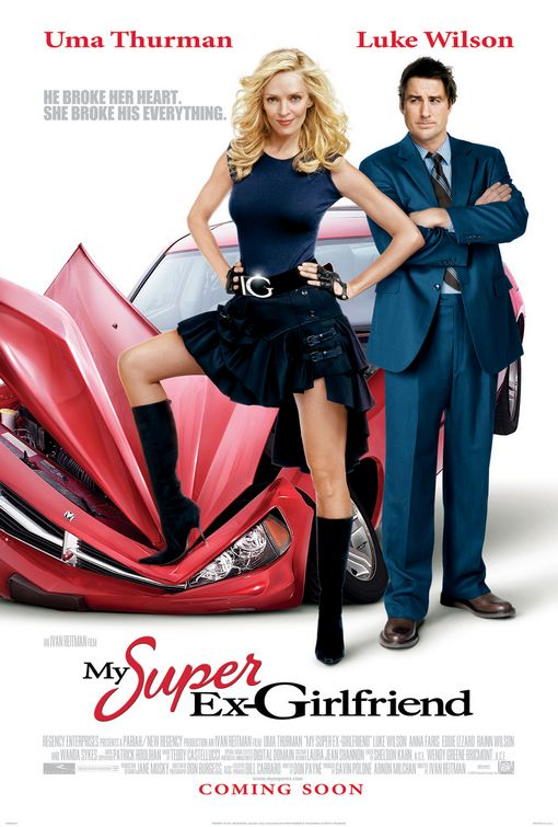 La mia Super ex Ragazza - My Super Ex-Girlfriend (2006)