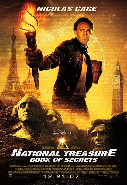 National Treasure - the Book of Secrets - Il mistero delle pagine perdute