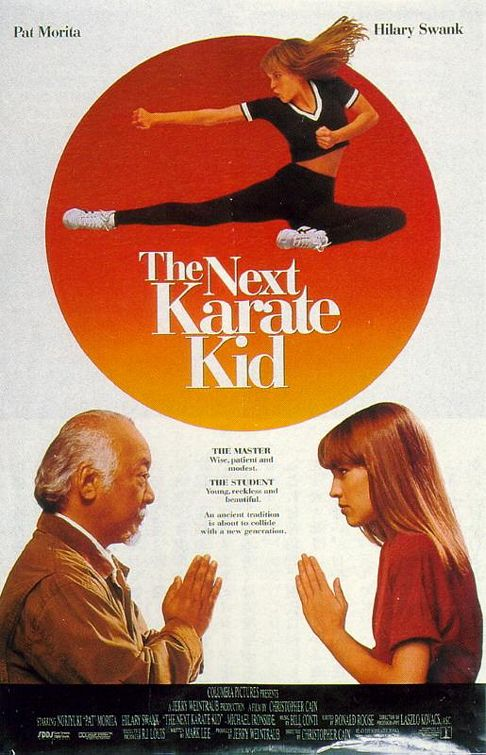 Karate Kid 4 the next Karate Kid (1994)