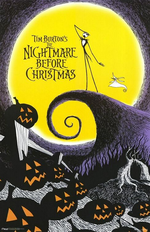 Nightmare before Christmas (1994)