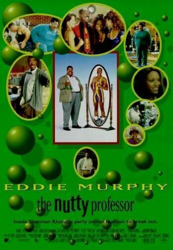 The Nutty Professor - Il Professore Matto (1996)