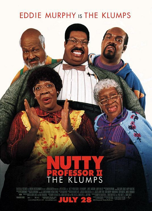 Nutty Professor 2 - Il Professore Matto II (2000)