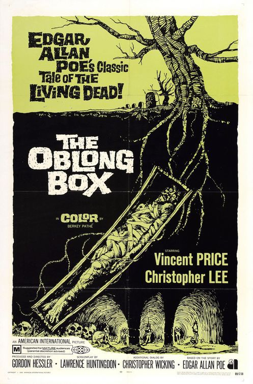 Oblong Box (1969)
