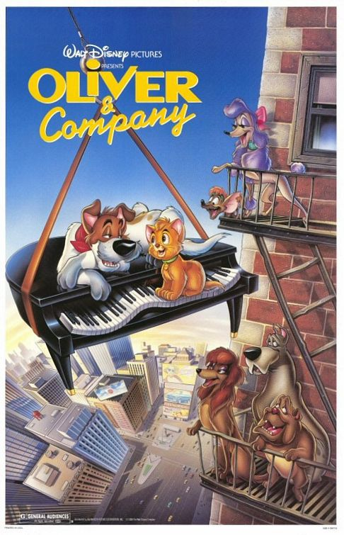 Oliver e Co - Oliver and Company (1988)