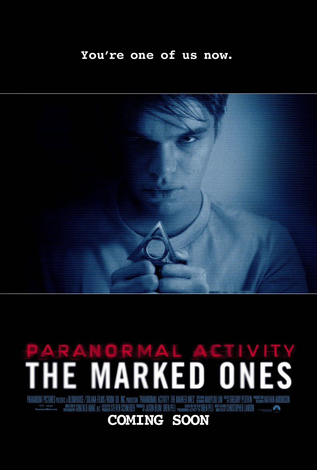 Paranormal Activity 6 - the Marked Ones - Il Segnato (2014) - Horror