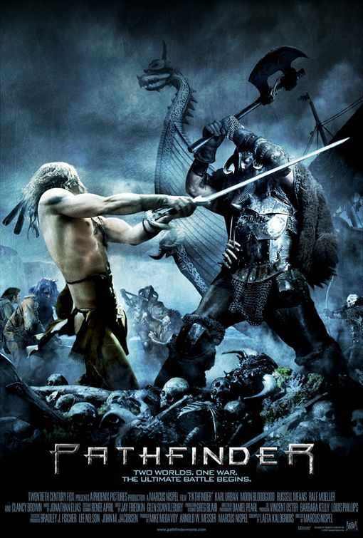 Pathfinder la leggenda del Guerriero Vichingo - Ghost Warrior (2007)