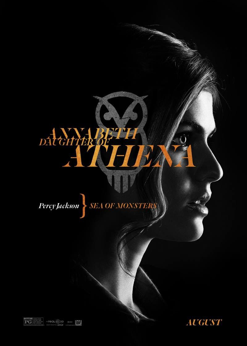 Annabeth daughter of Athena