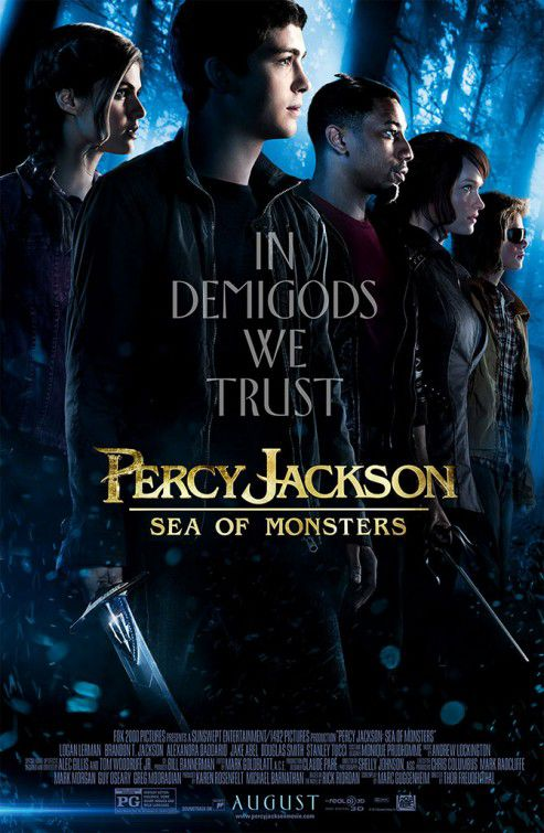ercy Jackson Sea of Monsters (2013)