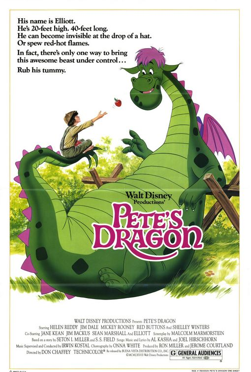 Elliot il Drago invisibile - Pete's Dragon (1977)
