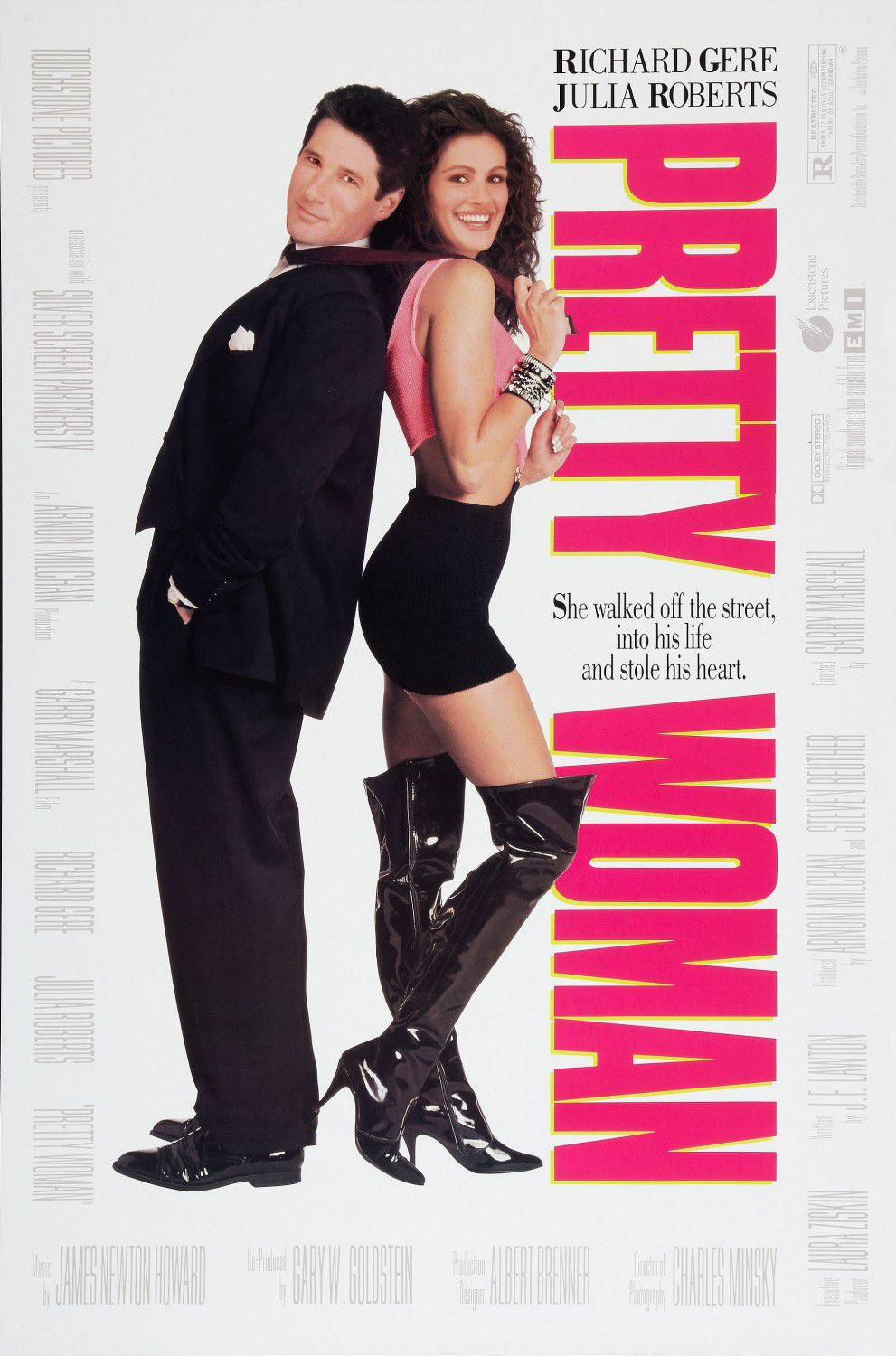Pretty Woman (1990) with Julia Roberts & Richard Gere
