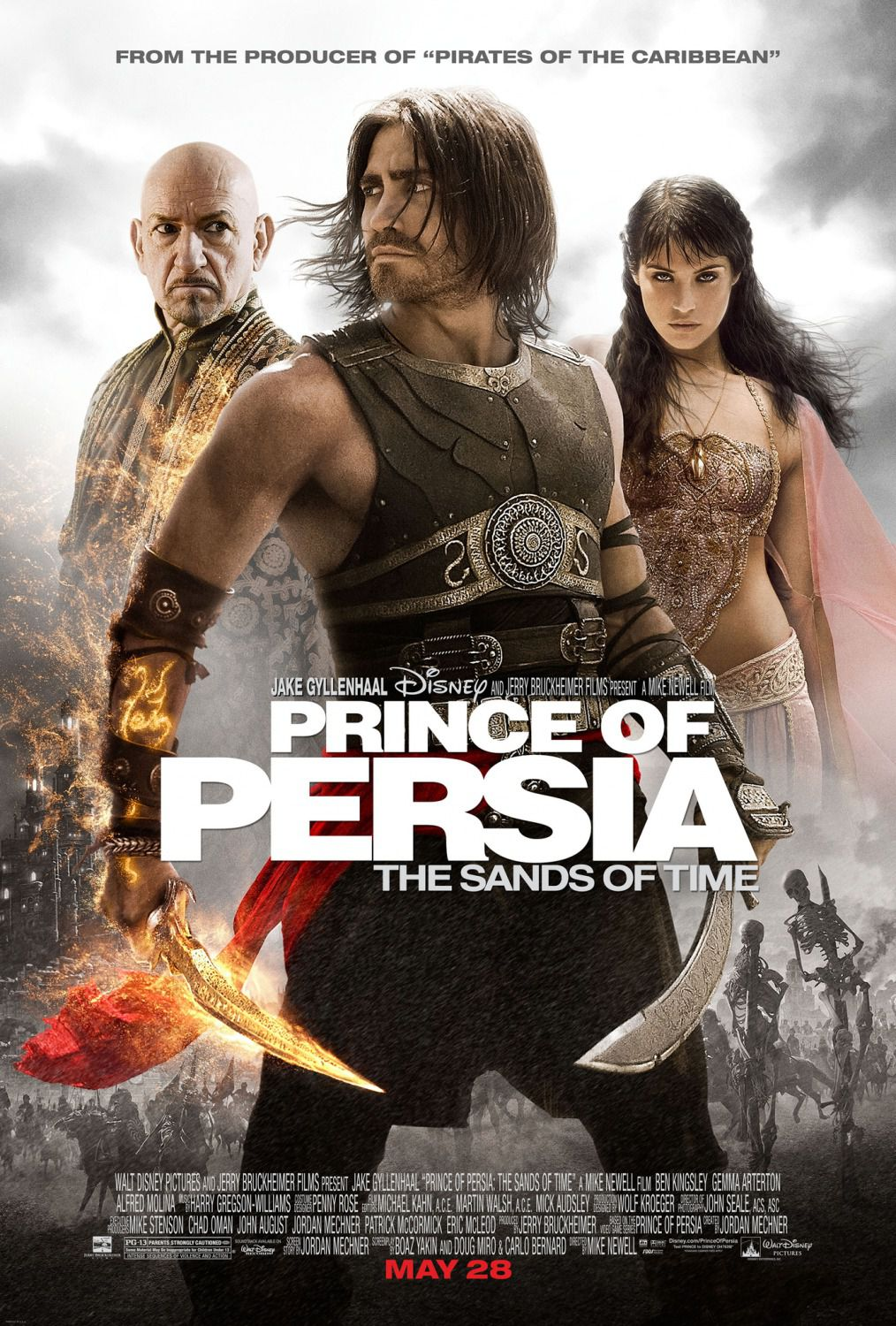 Prince of Persia the Sands of Time (2010)