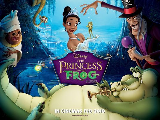 La Principessa e il Ranocchio - Princess and the Frog (2009)