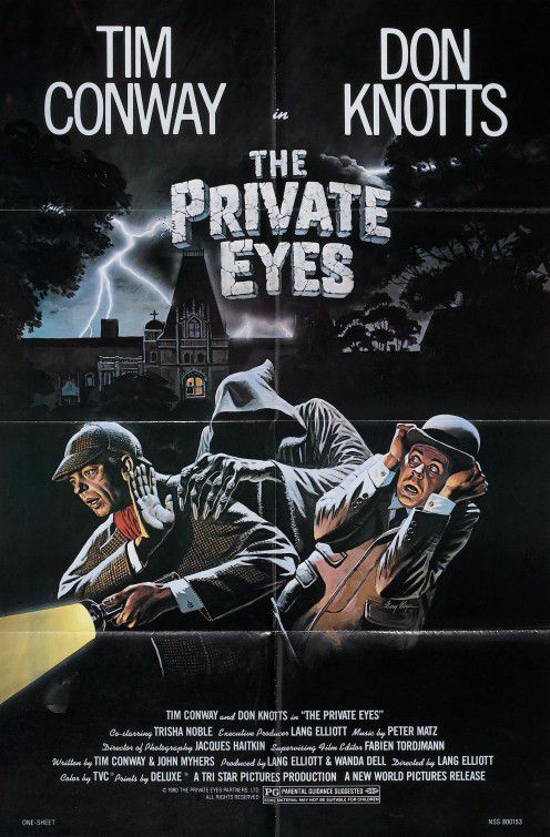 Private Eyes (1980)
