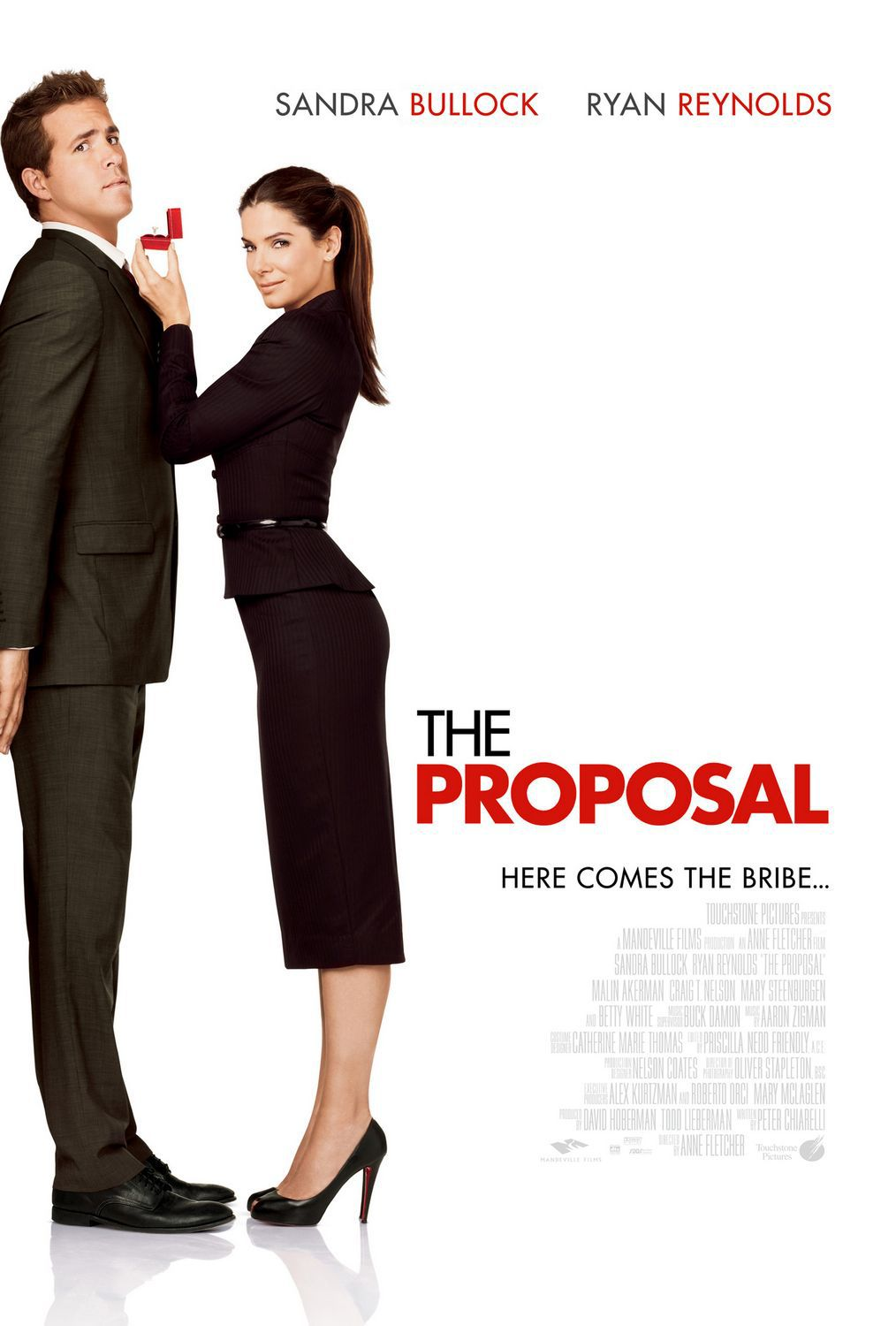 Ricatto d'Amore - The Proposal - Sandra Bullock - Ryan Reynolds