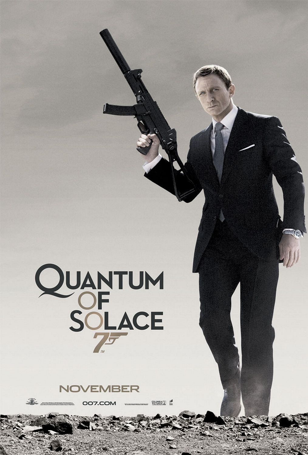 007 Quantum of Solace (2008)