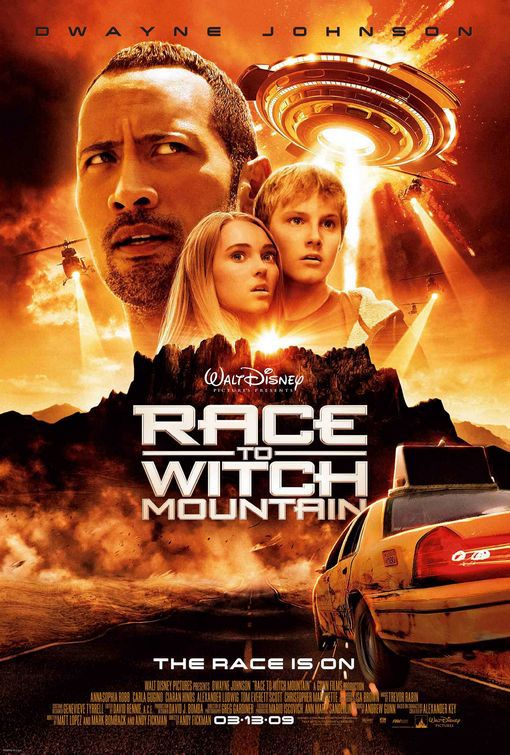 Corsa a Witch Mountain - Race to Witch Mountain (Disney remake 2009)