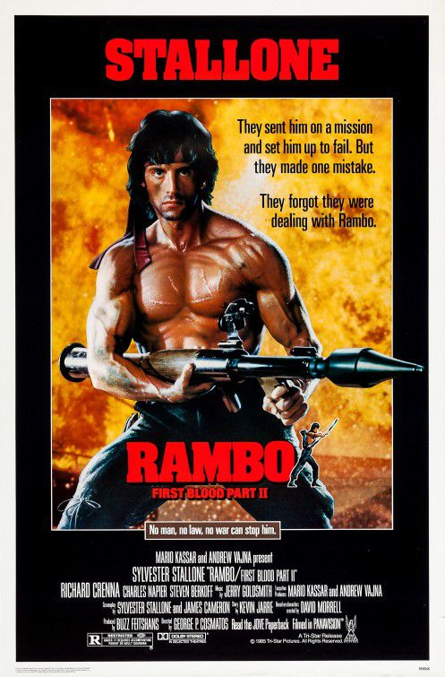 Rambo 2 - First Blood part II (1985)