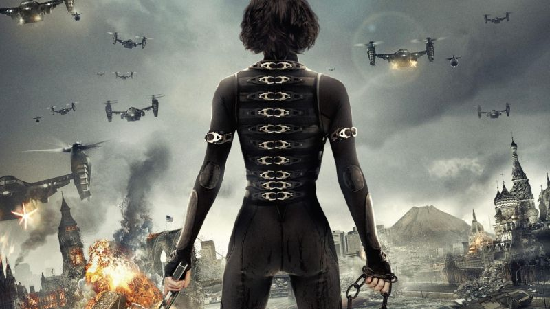 Resident Evil 5 - Retribution (2012)