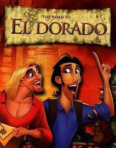 Eldorado - Road to El Dorado (2000)